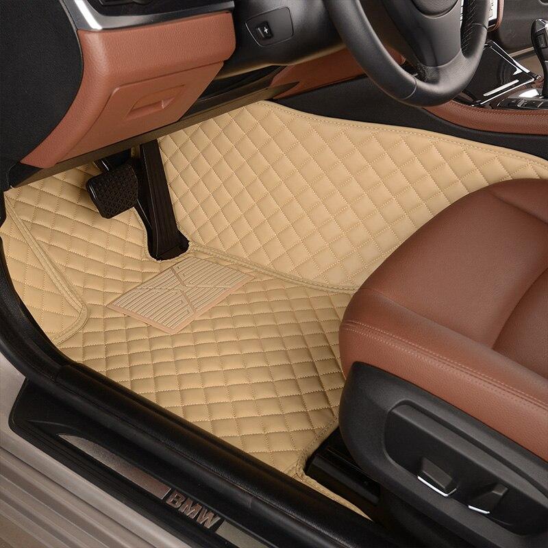 Car floor mats for honda civic 2006 2011 accord 2003 2007 crv 2008 stream vezel shuttle jazz accord 7 stepwgn car floor mats